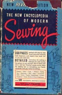The New Encyclopedia of Modern Sewing by Frances Blondin (1949)
