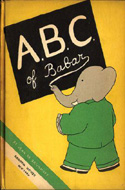 ABC Of Babar by Jean De Brunhoff