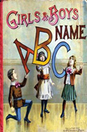 Girls & Boys Name ABC