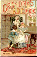 Grandma's A.B.C. Book by Fannie Ostrander