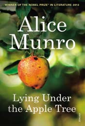 Lying Under the Apple Tree by Alice Munro