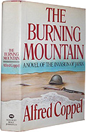 The Burning Mountain by Alfred Coppel