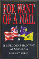 For Want of a Nail by Robert N. Sobel