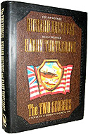 The Two Georges by Harry Turtledove & Richard Dreyfuss
