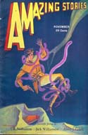 Amazing Stories 1931 Volume 6 #8