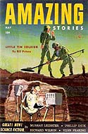 Amazing Stories 1954 Volume 28, #3