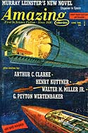 Amazing Stories 1966 Volume 40 #6