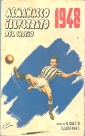 Almanacco Illustrato del Calcio (various issues)