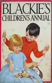 Blackie's Childrens Annual 1923