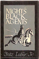 Night�s Black Agents by Fritz Leiber