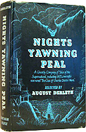 Night's Yawning Peal edited by August Derleth