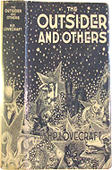 The Outsider and Others by H.P. Lovecraft