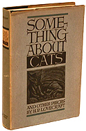 Something About Cats by H.P. Lovecraft