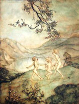 The Magical Illustration of Arthur Rackham