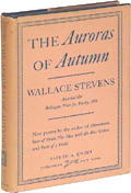 The Auroras of Autumn by Wallace Stevens