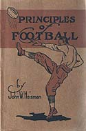 Principles of Football by John W. Heisman