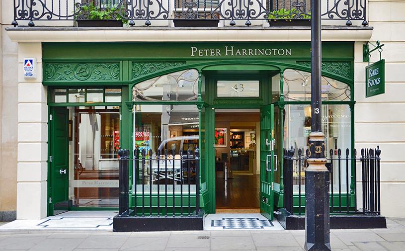 Peter Harrington, ABA