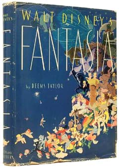 Walt Disney's Fantasia by Deems Taylor
