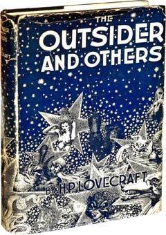 Outsiders and Others by H.P. Lovecraft