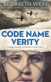 Code Name Verity by Elizabeth Wein