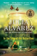 In the Time of the Butterflies by Julia Alvarez width=
