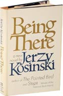 essays on being there by jerzy kosinski In his novel being there, jerzy kosinski shows how present day culture has strayed away from the ideal society that plato describes in his allegory of the cave.