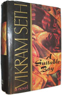 A Suitable Boy - Vikran Seth: US 1993 First Edition Hardcover