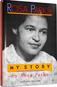 "essay on rosa parks my story Unc athlete's ridiculous rosa parks essay reveals student athlete double standard by that allegedly shows an ""essay called rosa parks: my story."