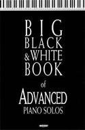 Big Black & White Book of Advanced Piano Solos