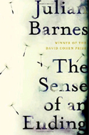 The Sense of Ending by Julian Barnes