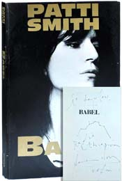 Babel by Patti Smith