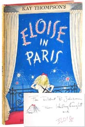 Eloise in Paris by Kay Thompson