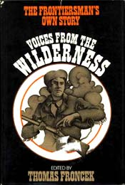 Voices from the Wilderness edited by Thomas Froncek