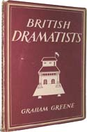 British Dramatists by Graham Greene