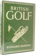 British Golf by Bernard Darwin