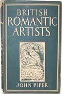 British Romantic Artists by John Piper
