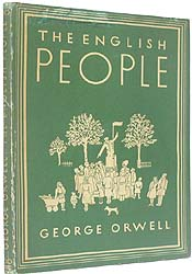 English People by George Orwell