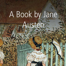 A Book by Jane Austen