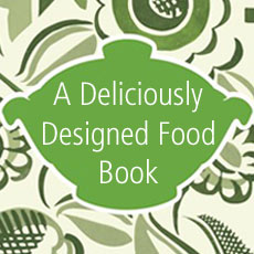 A Deliciously Designed Food Book
