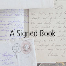 A Signed Book
