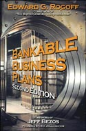 Bankable Business Plans by Edward Rogoff
