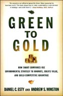 Green to Gold by Daniel Esty and Andrew Winston