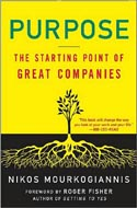 Purpose: The Starting Point of Great Companies byNikos Mourkogiannis