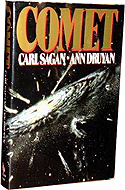 Comet coauthored with Ann Druyan (1985)