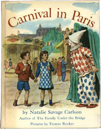 Carnival in Paris by Natalie Savage Carlson