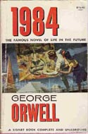 Nineteen Eighty-Four 1984 by George Orwell