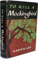 Used copies of To Kill a Mockingbird by Harper Lee