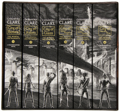 The Mortal Instruments, the Complete Collection by Cassandra Clare