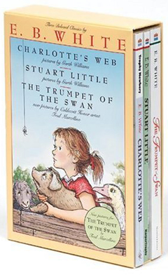 E.B. White Box Set