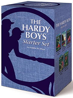 The Hardy Boys Starter Set by Franklin W. Dixon